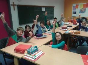 Schnupperunterricht Latein 2014_2