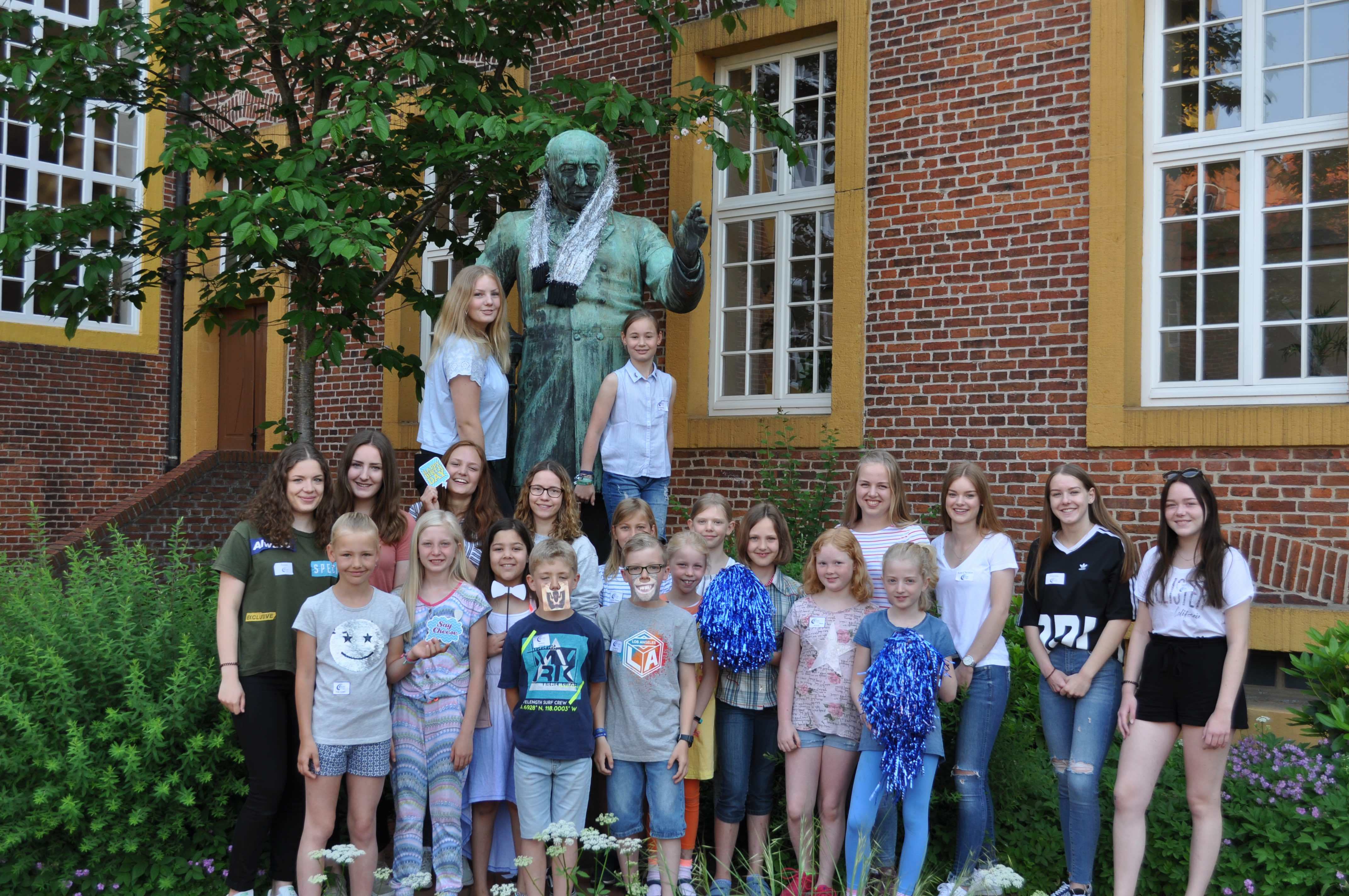 """Tag der Talente"""" am WGM: Seminarfachschüler aus Jahrgang 11 ..."""