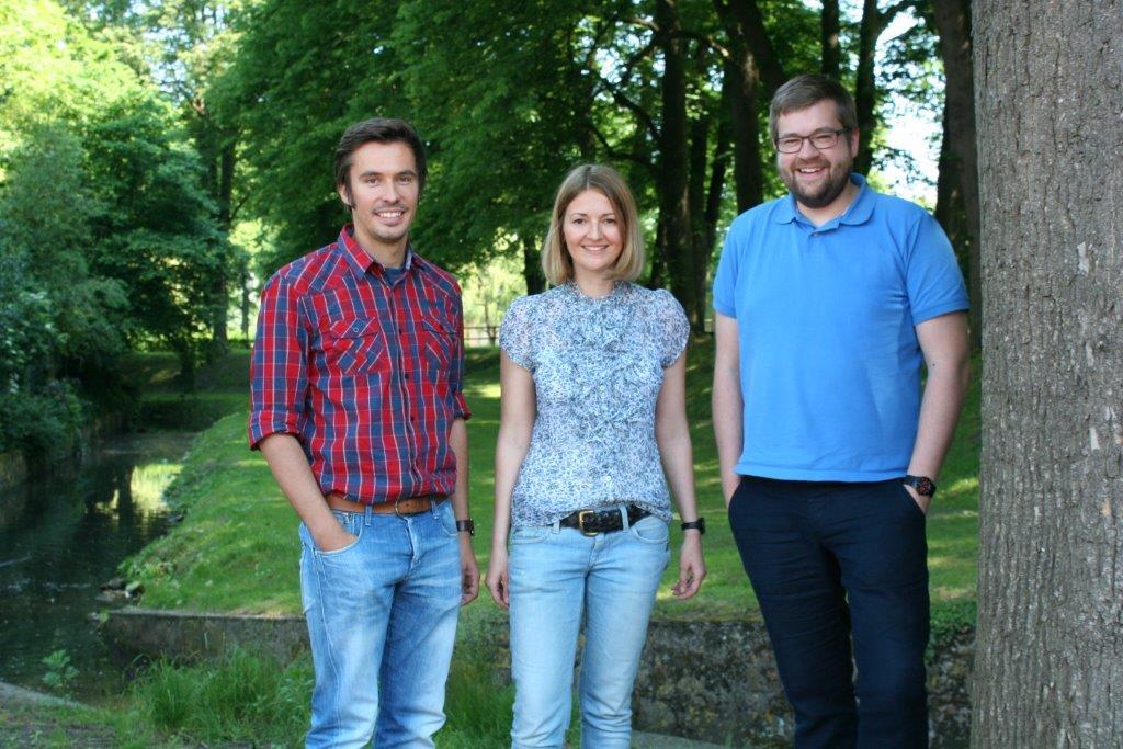 Die Koordinatoren von WGMplus, WGMNachhilfe und der WGMHausaufgabenbetreuung.