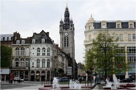 Douai, Beffroi (Foto: Popko 2015)